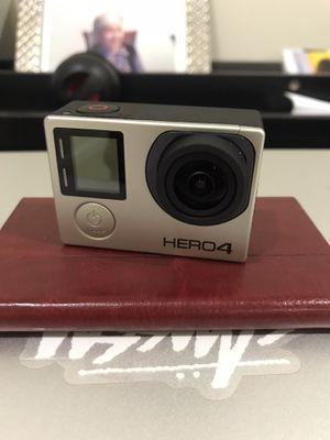 GoPro Hero4 silver for Sale in Adelphi, MD