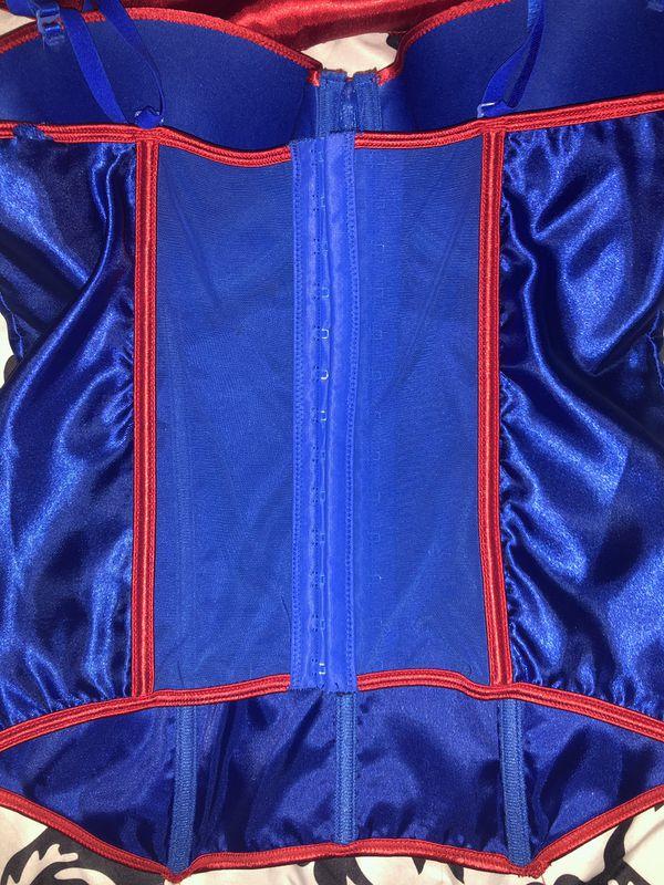 Superwoman Corset costume