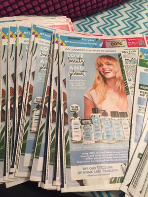 7/14 coupon inserts for Sale in La Vergne, TN