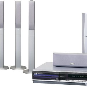 JVC THC60 5.1 Channel DVD Home Theater System for Sale in San Antonio, TX