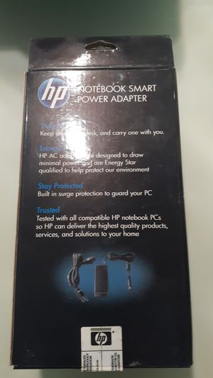 Hp notebook smart power adapter for Sale in Pinecrest, FL