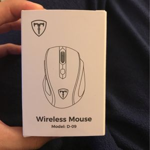 Wireless Mouse White for Sale in Waltham, MA