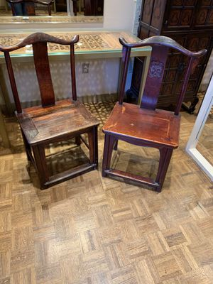 Antique Chinese chairs for Sale in Seattle, WA
