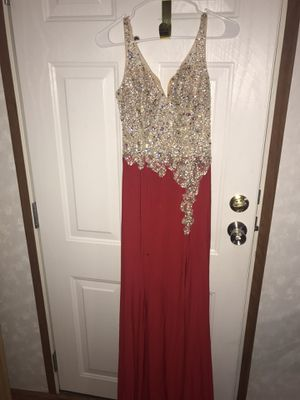 Red prom dress for Sale in Brentwood, NC