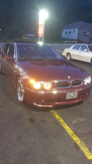 2003 745LI SPORT EDITION BMW for Sale in Pittsburgh, PA