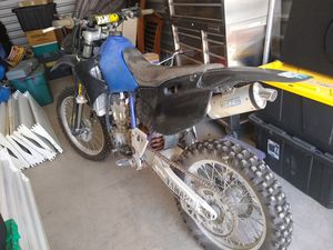 Yamaha Wr for sale. for Sale in Colorado Springs, CO