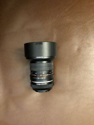 Rokinon 14mm widen angle lense for Sale in Portland, OR