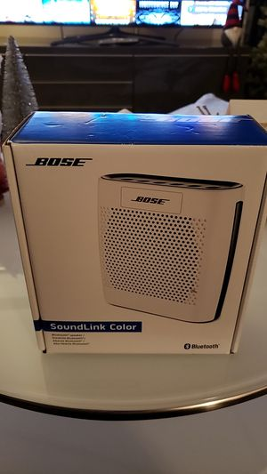 Bose SoundLink Color for Sale in Philadelphia, PA