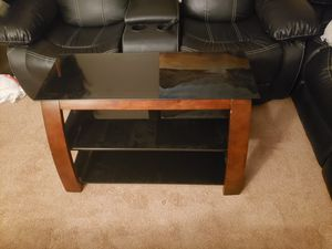 3 shelf T.V. stand for Sale in Highland, IN
