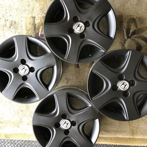 Honda Civic Ex 15 inch rims for Sale in Chula Vista, CA