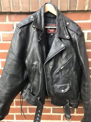 Motorcycle jacket for Sale in MARTINS ADD, MD