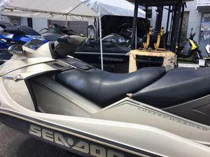 Sea Doo gtx 215 supercharge for Sale in Miami, FL