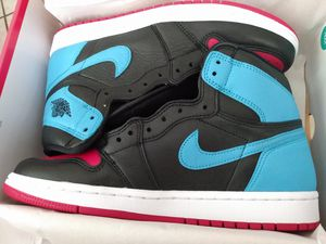 Jordan 1 High OG NC to CHI Size 8M 9.5W for Sale in Winter Haven, FL
