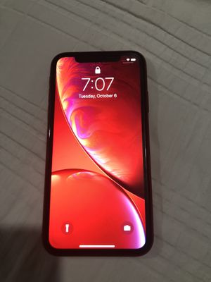 Brand new unblocked IPhone XR for Sale in Gahanna, OH