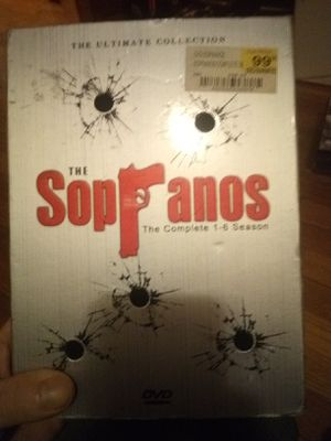 Sopranos the Ultimate Collection Box Set DVDs for Sale in Kingsport, TN