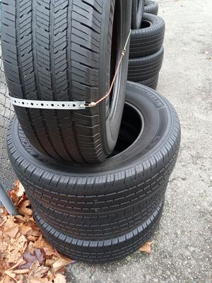 2557018 Michelin LTX used tire on sale 4 tires for Sale in Lakewood, WA