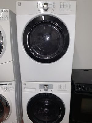 Kenmore FrontLoad Washer/Dryer Set for Sale in Winston-Salem, NC