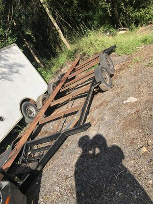 16 foot car pulling trailer for Sale in Union City, GA