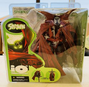 """Spawn 10th Anniversary 6"""" action figure SEALED Image Comics for Sale in Norwalk, CA"""