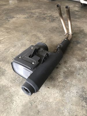 KAWASAKI VULCAN S (abs). OEM exhaust muffler for Sale in Calverton, MD