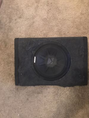 Trade for sub or amp for Sale in Tempe, AZ