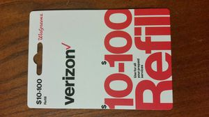 Verizon Phone Card for Sale in Payson, AZ