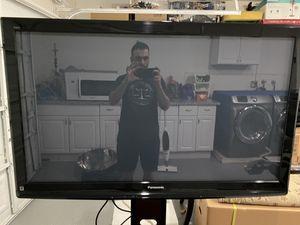 Panasonic plasma tv 50inch for Sale in El Cajon, CA