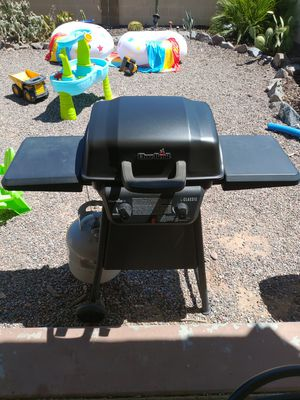 BBQ propane grill Char-broil for Sale in Surprise, AZ