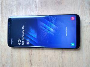 Samsung Galaxy S8 for Sale in Dallas, TX