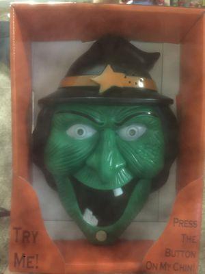 Halloween doorbell decoration for Sale in San Bernardino, CA