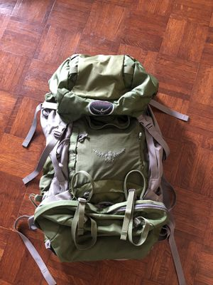 Osprey hiking backpack for Sale in Long Beach, CA