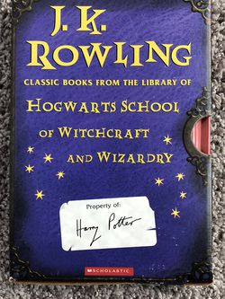 Harry Potter School Books for Sale in Pickerington,  OH