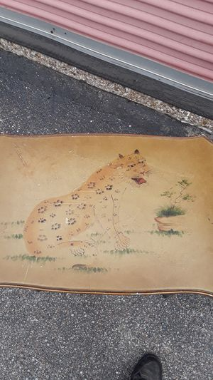 Japanese decorative antique vanity table for Sale in Austin, TX