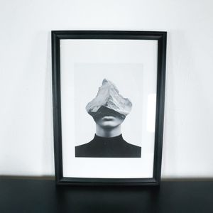 Framed Black and White Print (1037154) for Sale in South San Francisco, CA