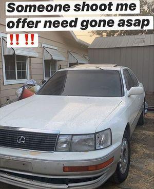 92 lexus 400 for Sale in Stockton, CA