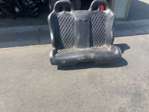 Bench seat rzr for Sale in Riverside, CA