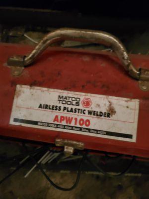 Matco tools welder for Sale in Cumberland, RI