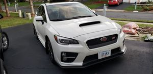 Subaru wrx limited 2015 for Sale in Fairfax, VA