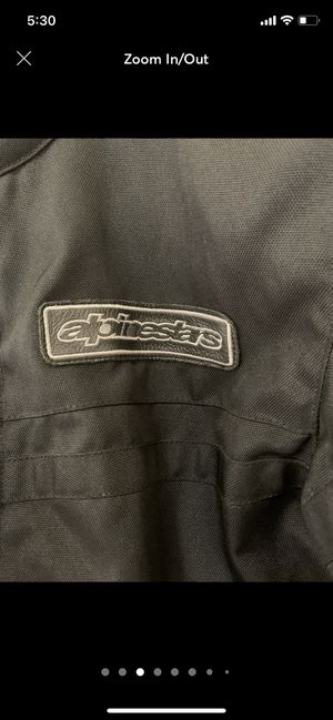 AlpineStars motorcycle jacket for Sale in San Diego, CA