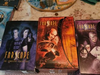 Farscape Complete Seasons 1 - 4 for Sale in San Bernardino,  CA