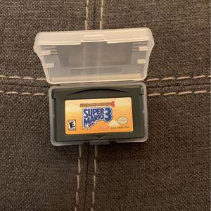 Sure Mario 3 For Gameboy Advance for Sale in Fairfax, VA