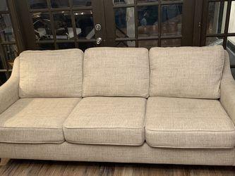 Beige Sofa for Sale in Tampa,  FL