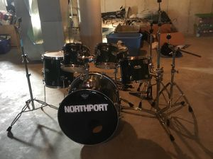Mapex drum set - M Series - full kit for Sale in Valmeyer, IL