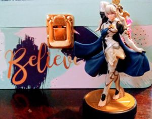 Rare Fire Emblem Fates Corrin Player 2 Amiibo for Super Smash Bros. Ultimate, Wii U, 3DS, Nintendo Switch for Sale in Thonotosassa, FL