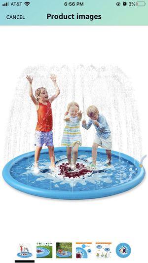 Splash Pad Shark Sprinkler for Sale in Lexington, KY