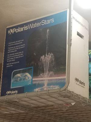 Polaris pool fountain for Sale in Collinsville, IL