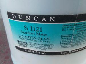 Duncan's Glazes for Sale in Fresno, CA