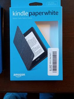 Kindle Paperwhite Water Safe Fabric Cover 10th Gen for Sale in St. Petersburg,  FL