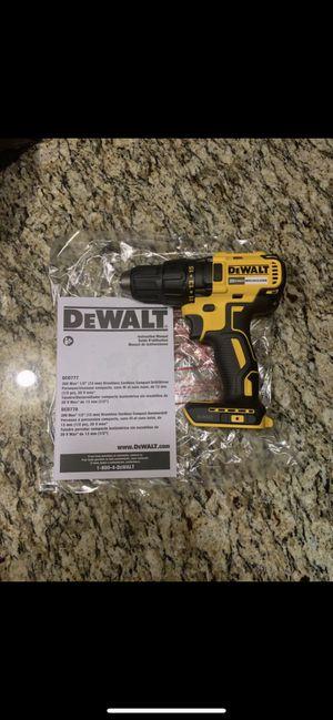 "New Dewalt Brushless 20V 1/2"" Drill for Sale in Norman, OK"