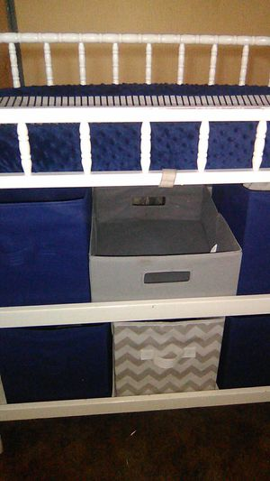 Baby changing table for Sale in Fontana, CA